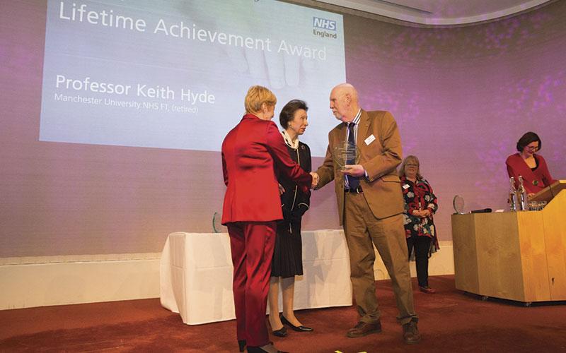 KH Lifetime Achievement 2018