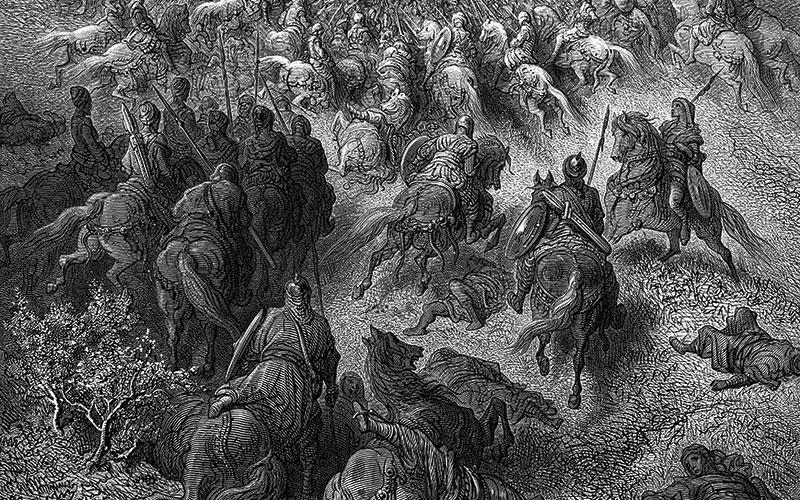 Tropical Medicine Battle at Ptolemais