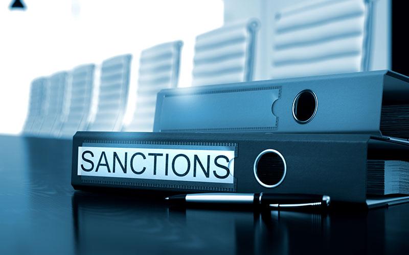 Sanctions folder