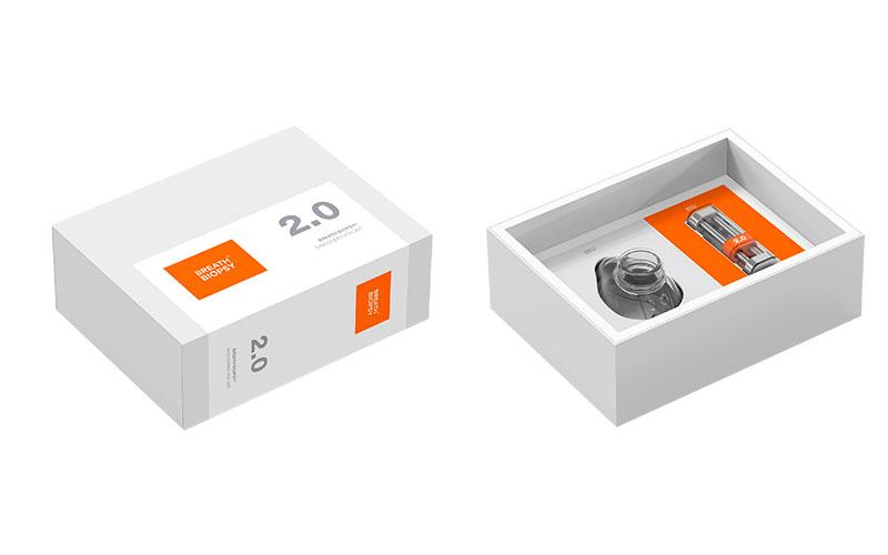 New breathalyser for disease
