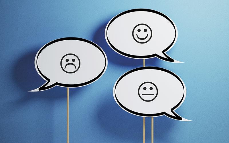 Speech Bubbles emoji iStock
