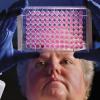 scientist-examining